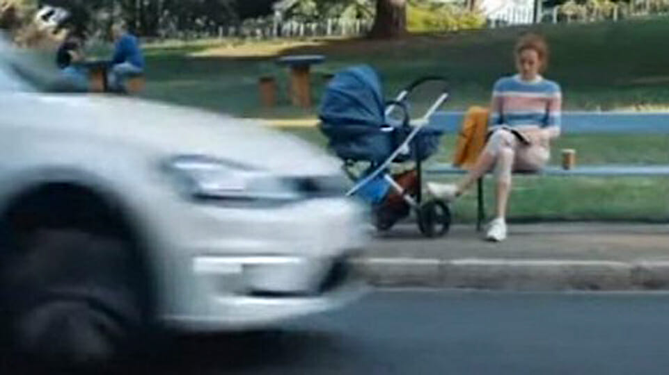 """WATCH: Car Ad Banned for Mother & Child """"Gender Stereotype"""""""
