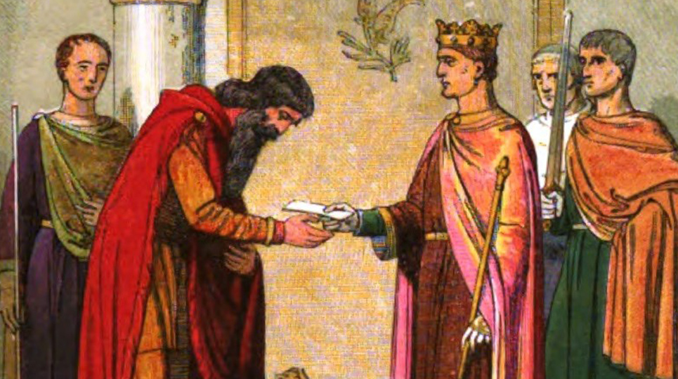 ON THIS DAY: 23 AUGUST 1170: Arrival of Strongbow