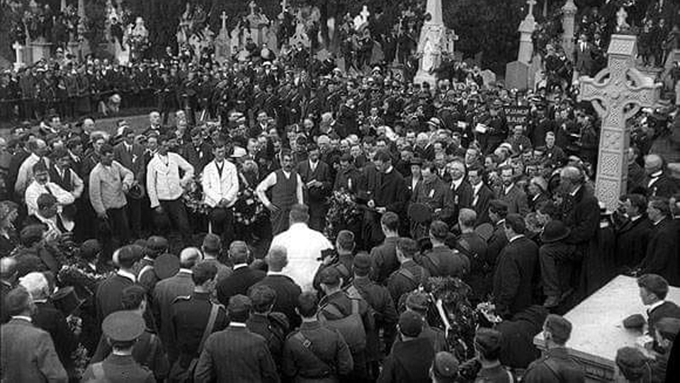 ON THIS DAY: 1 AUGUST 1915: Funeral of O'Donovan Rossa
