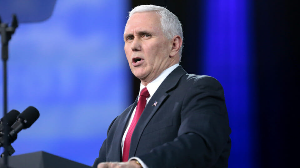 FACT-CHECK: Did Ógra Fianna Fáil get it wrong about Mike Pence and gay conversion therapy?