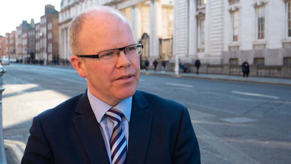 PEADAR TÓIBÍN: This is a war and it demands a war time response, including increased testing now
