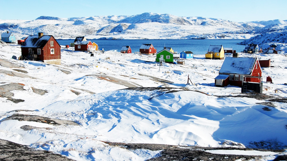 Buying Greenland? It wasn't the first offer, explains barrister Geoffrey Sumner