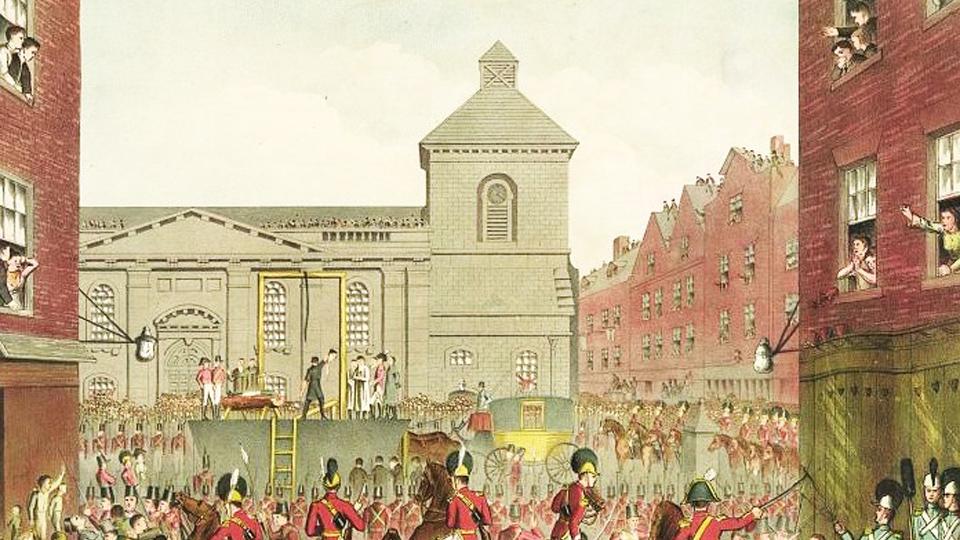 ON THIS DAY: 19 SEPTEMBER 1803: Execution of Robert Emmett