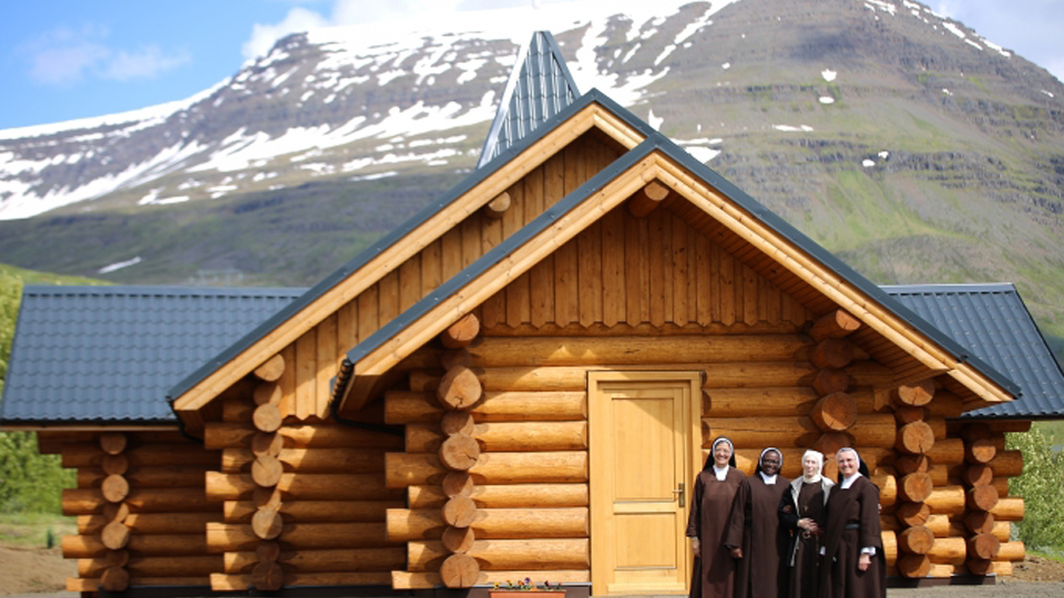 Faith Up North: Iceland's Church Grows Amid God's Creation