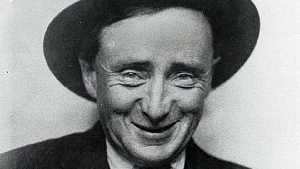ON THIS DAY: 6 OCTOBER 1928: Death of Pádraic Ó Conaire at the age of 46