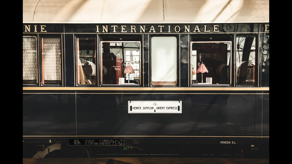 ON THIS DAY: 4 OCTOBER 1883: Orient Express on its first journey