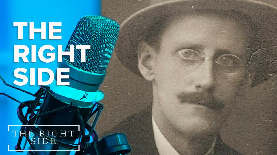 TRSI 23 – James Joyce hated Ireland and Ireland should hate him right back