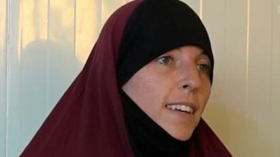 ISIS suspect Lisa Smith granted bail on condition she refrain from social media