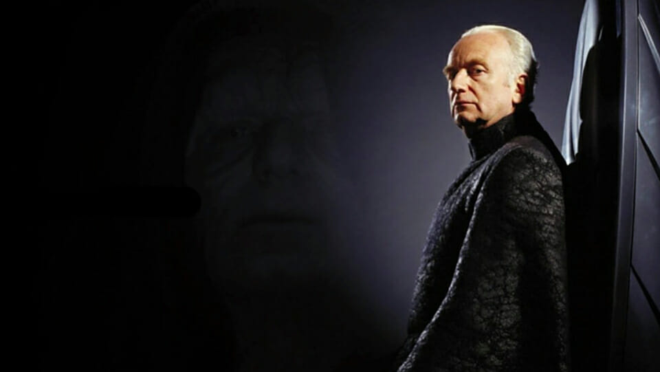"Emperor Palpatine is the true hero of ""Star Wars"""