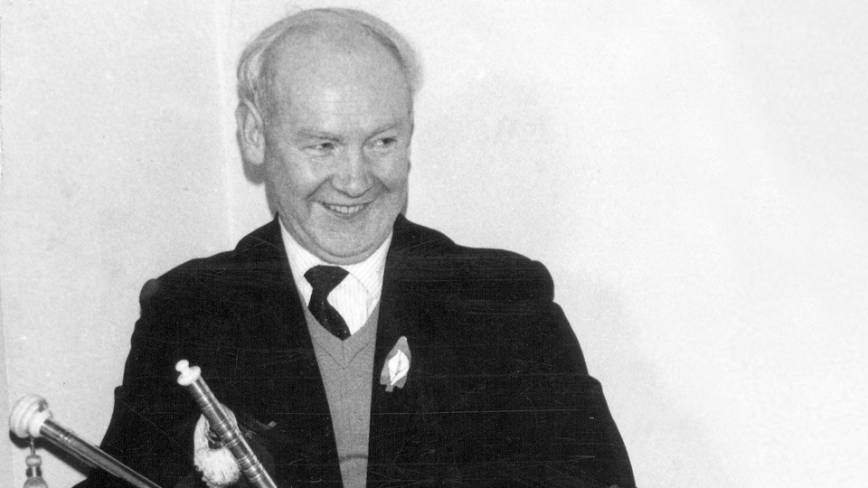 ON THIS DAY: 24 DECEMBER 1918: Birth of Uilleann Piper, Willie Clancy