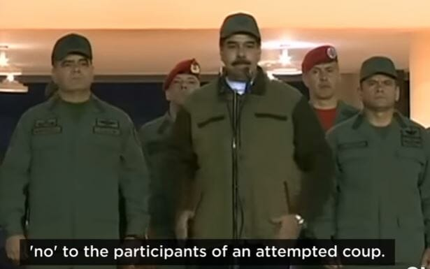 WATCH: Maduro to arm 4 million socialists in Venezuela, growing personal militia