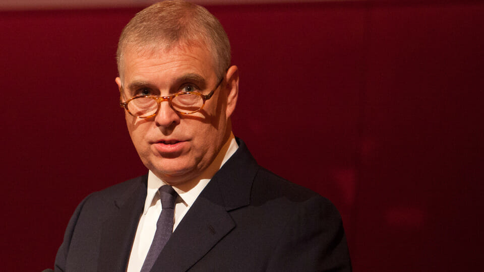 Prince Andrew latest in a long line of secret sex scandals in UK Royal Family