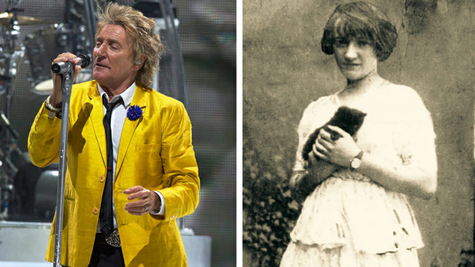 Rod Stewart, 'Grace' and the unwoke leaders of 1916