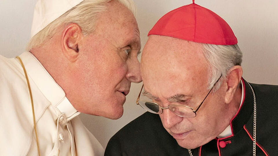 Review: <em>The Two Popes</em>