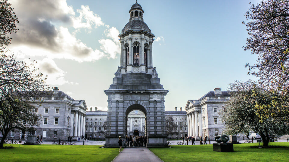 No Catholic Need Apply for Chancellor Job at Trinity says Student Paper
