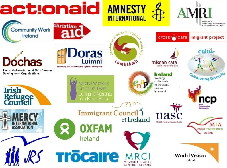 """Stunned UN official: """"No, seriously, is everyone in Ireland in an NGO?"""""""