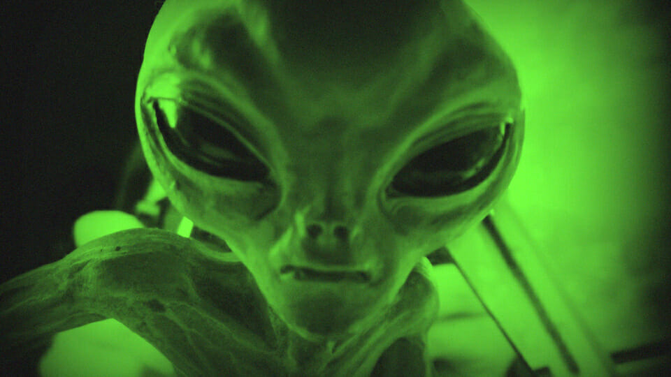 Good news: Aliens are broadcasting radio to us from another Galaxy