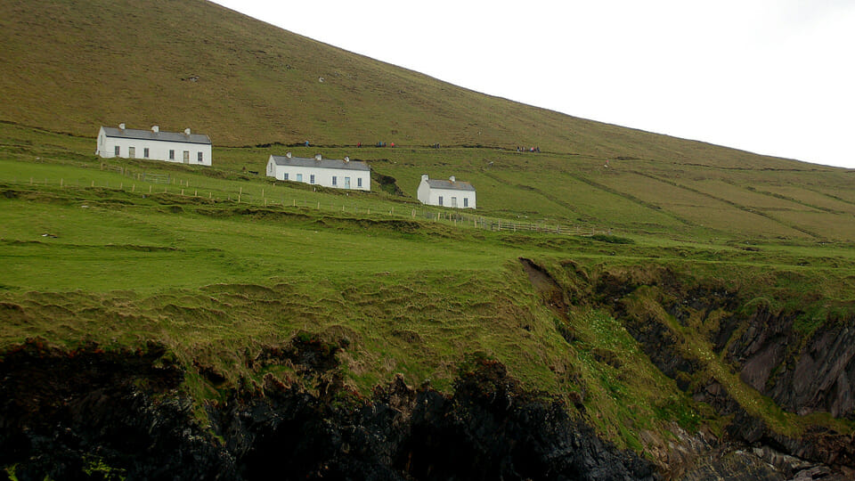 New year, new job? Want to live on the Great Blasket?