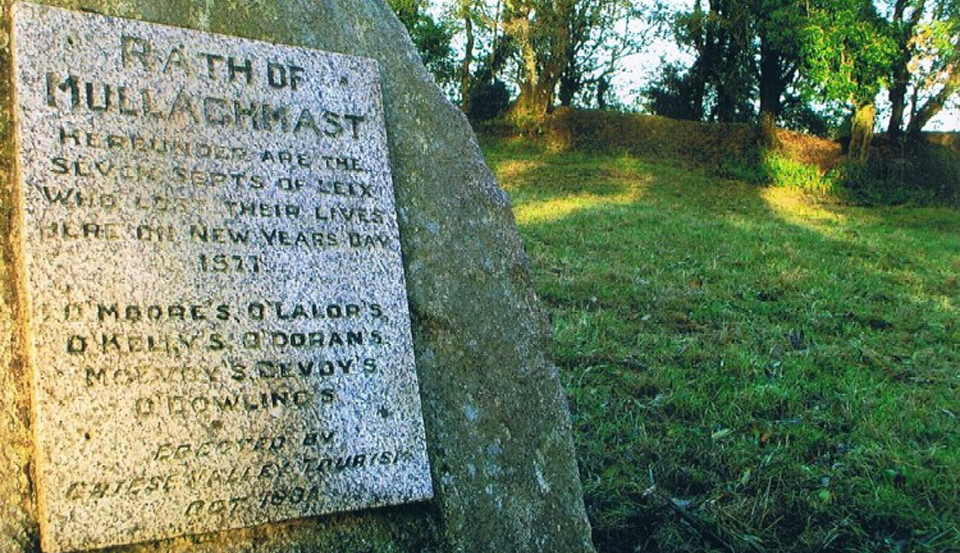 ON THIS DAY: 1ST JANUARY 1577: Massacre at Mullaghmast