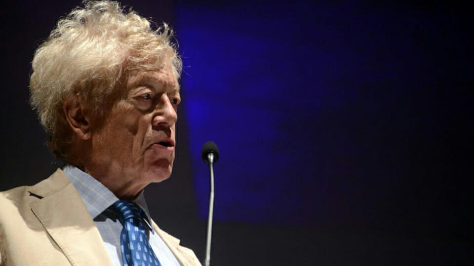 Roger Scruton's last speech: A Thing Called Civilization