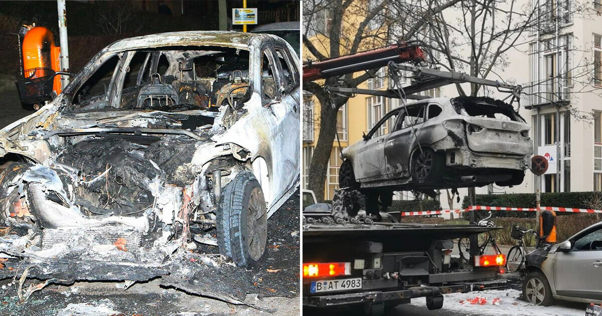 Abortion activists boast of torching pro-life journalist's car