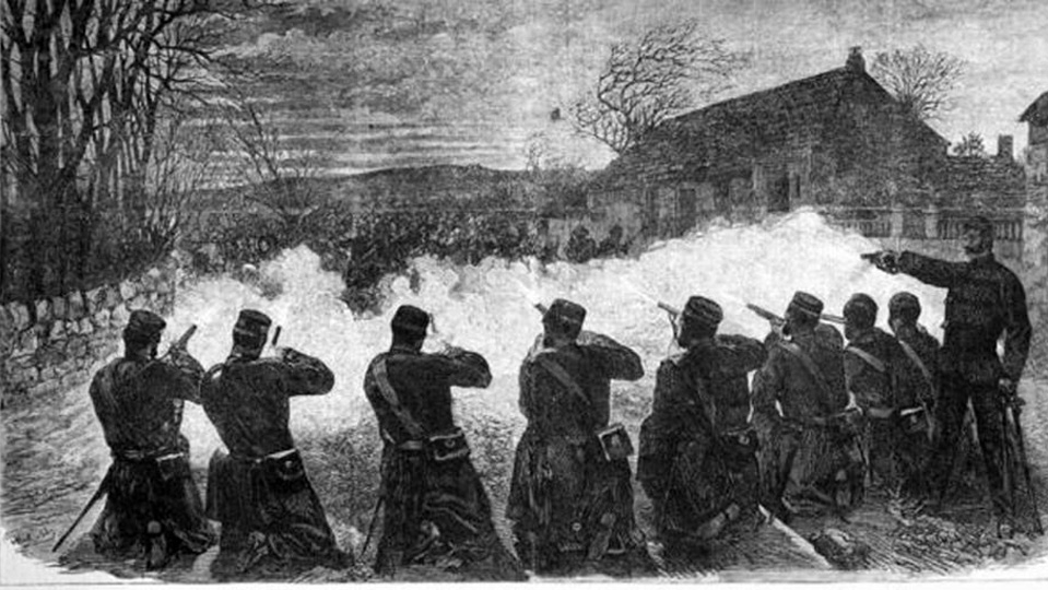 ON THIS DAY: 5 MARCH 1867: Fenian Rising of 1867