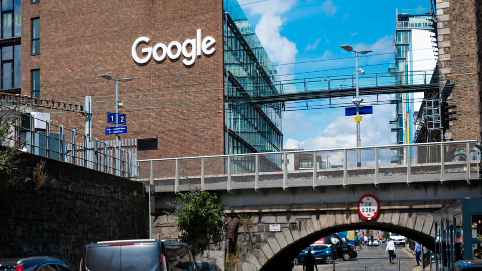 Coronavirus: Google's 8000 workers to stay home as staff shows flu symptoms