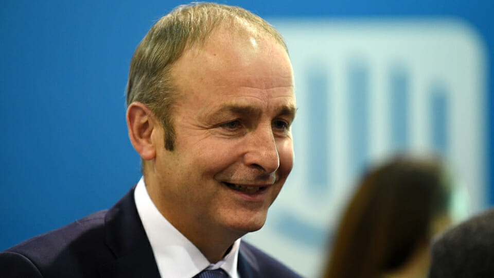 Fianna Fáil is in uncharted territory