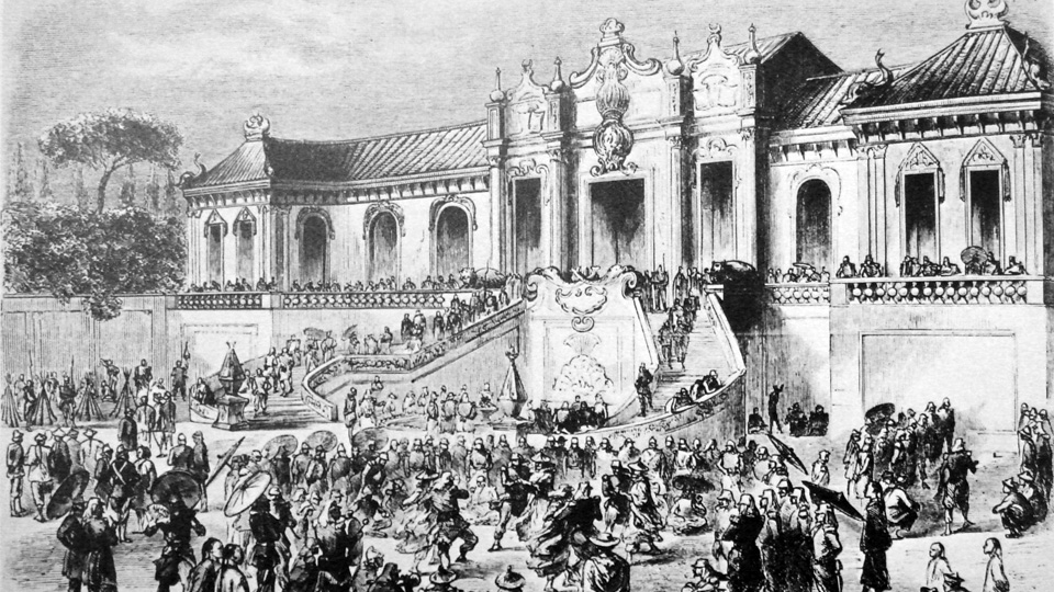 ON THIS DAY: 3 MARCH 1857: Second Opium War begins