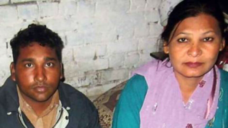 Poor Christian Pakistani couple languishes on death row for blasphemy