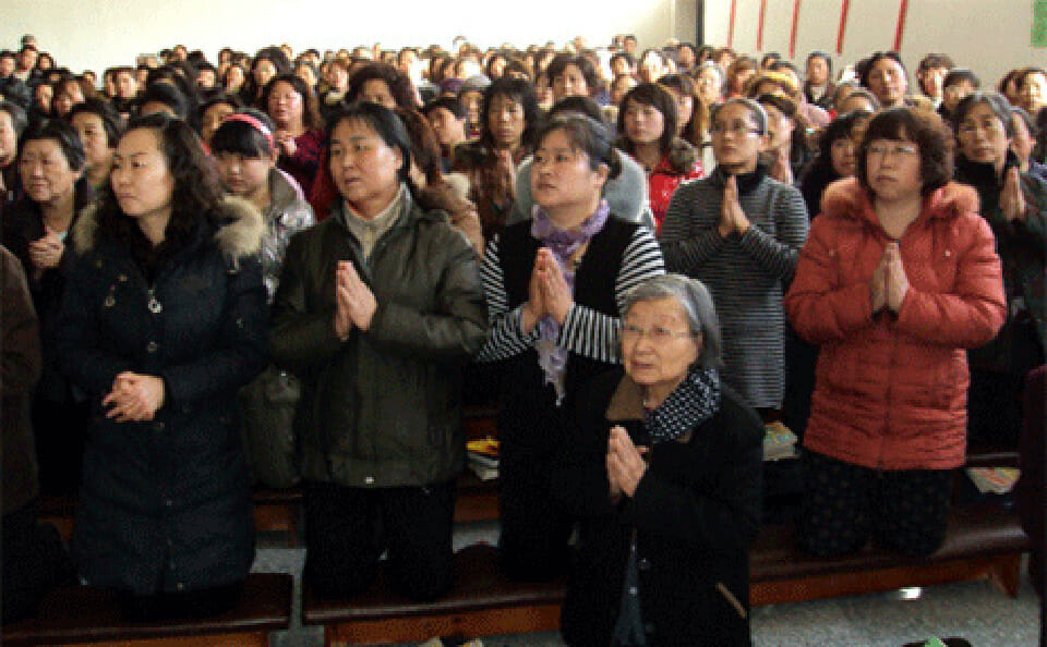 Heroic Catholics of China's underground church