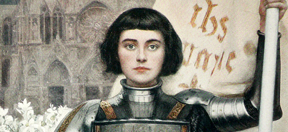 ON THIS DAY: 16May 1920, Joan Of Arc was cannonised a saint