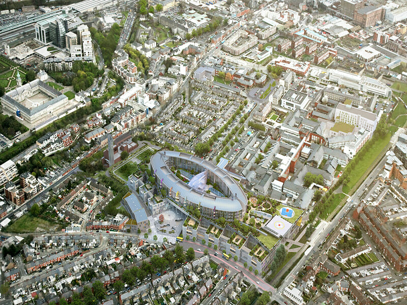 Cost of Children's Hospital could rise by over half a billion euros due to Covid restrictions