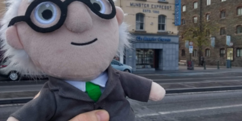 Confirmed: President Higgins is a fool