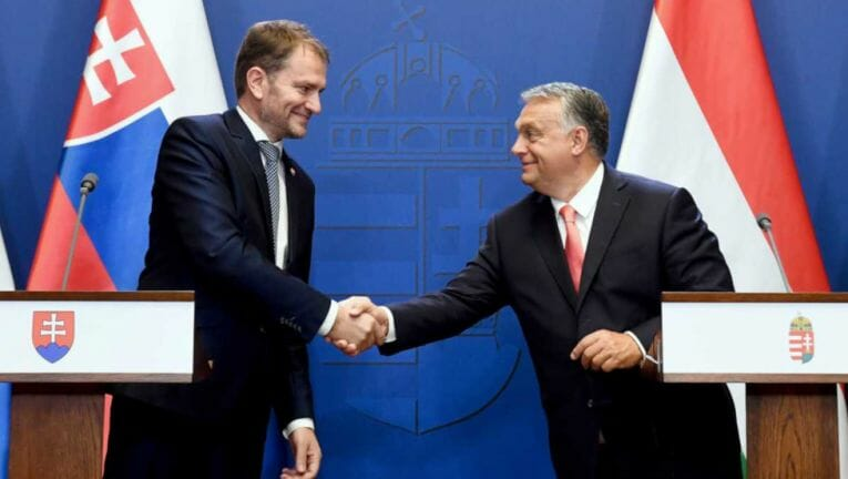 Slovak, Hungarian leaders move to heal historic injustice