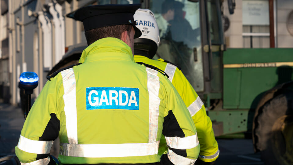 We don't want 'authoritarian' power to break up house gatherings says Garda Commissioner