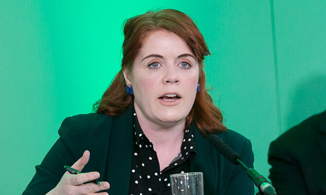 """Green TD who negotiated Programme for Government: """"It doesn't make much sense"""""""