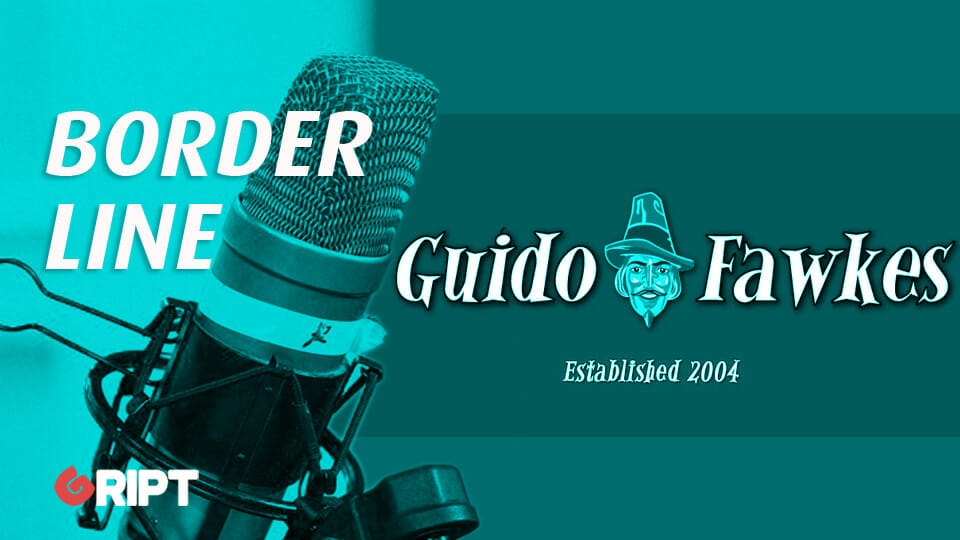 Borderline 04 – Paul Staines of Guido Fawkes