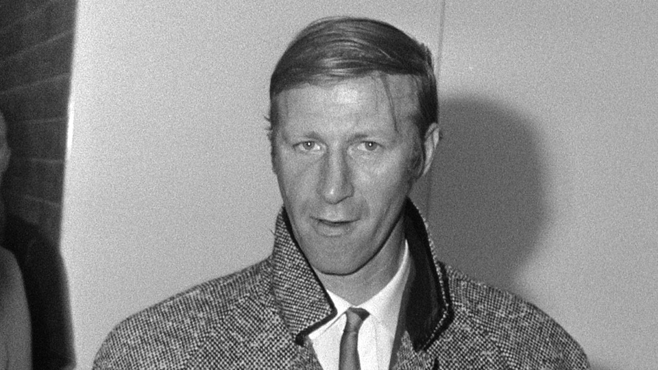 Soccer legend Jack Charlton dies at 85