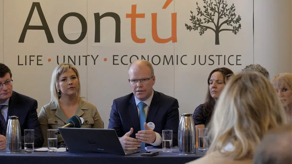 Aontú Bill to Remove Unelected Ministers Passes First Stage in the Dáil
