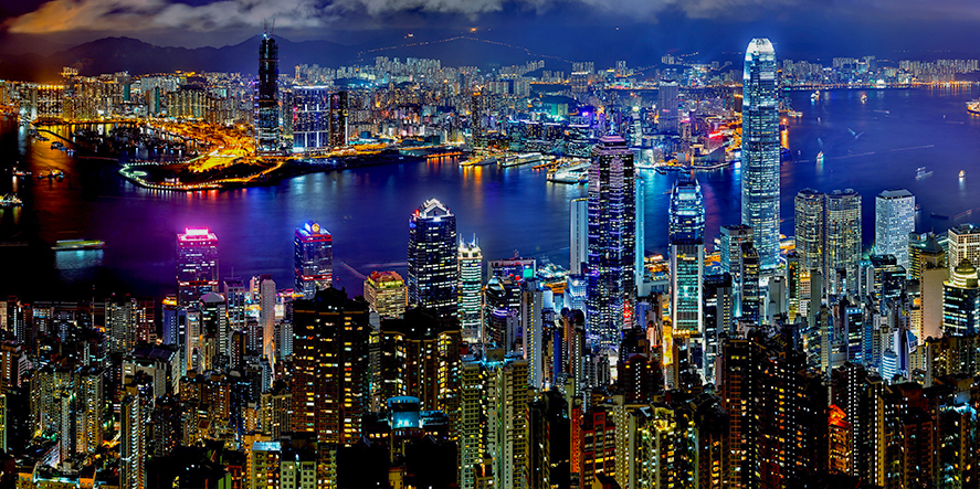 """Hong Cong? Govt has discussed """"new city"""" in Ireland for Hong Kong exiles"""