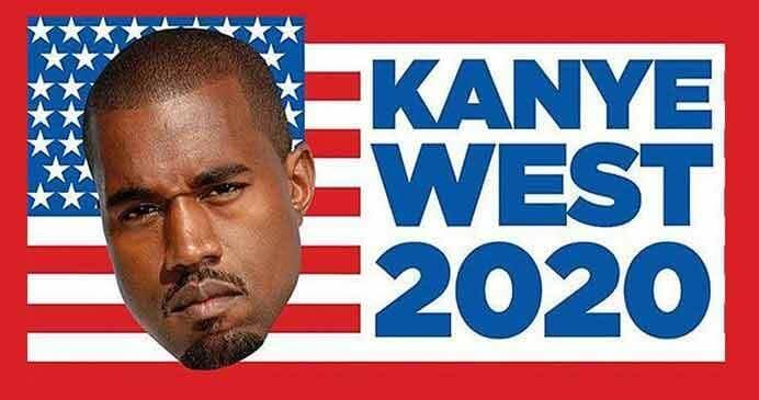 Next US President: Kanye West?