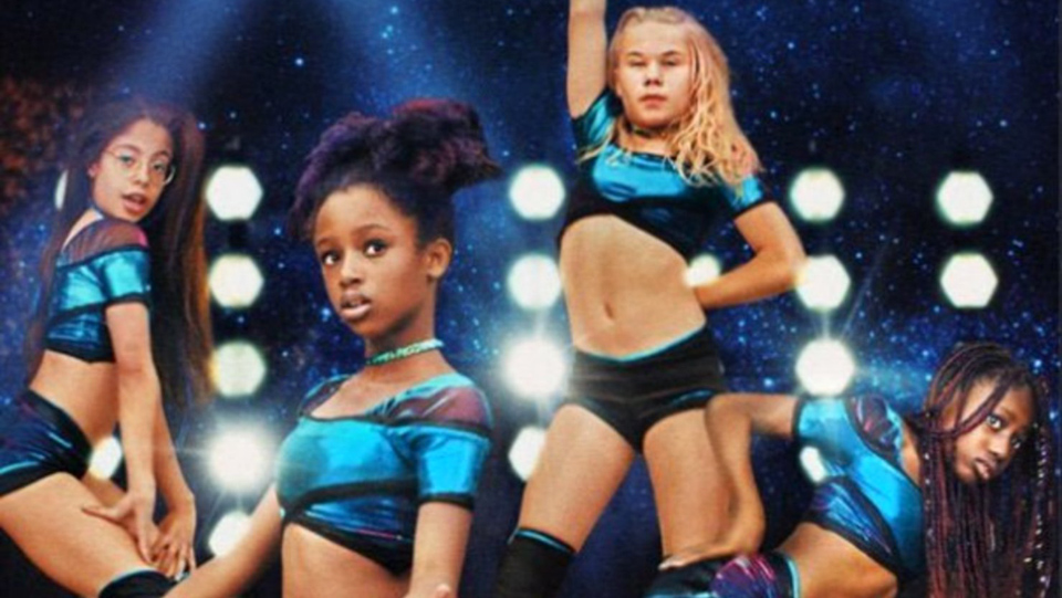 Netflix under fire for new movie 'sexualising children' with 11-year olds twerking