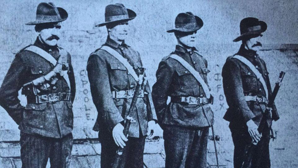 ON THIS DAY: 23 NOVEMBER 1913: Irish Citizen Army was founded
