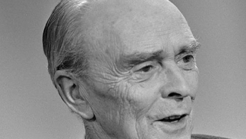 ON THIS DAY: 8 OCTOBER 1974: SEÁN MACBRIDE became first Irish person to be awarded Nobel Peace Prize