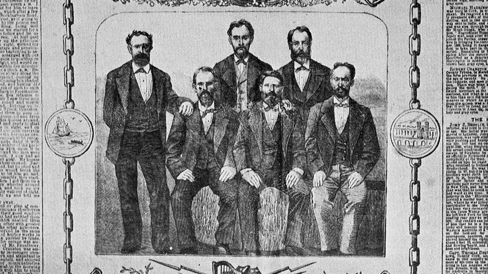 ON THIS DAY: 19 AUGUST 1876: Catalpa Sails into New York with 6 Fenians who had escaped Fremantle Prison