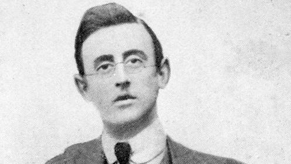 ON THIS DAY: 21 NOVEMBER 1887: Birth of Joseph Mary Plunkett