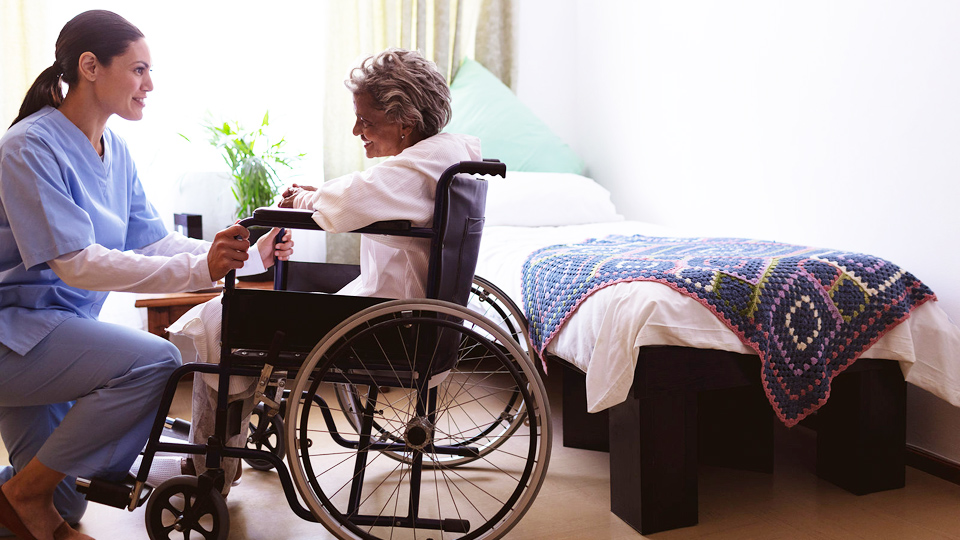 Most of us don't want to end up in a nursing home. What are we going to do about it?
