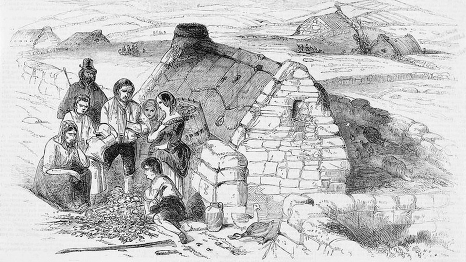 ON THIS DAY: 17 February 1846: Daniel O'Connell speaks in House of Commons re poverty and starvation in Ireland