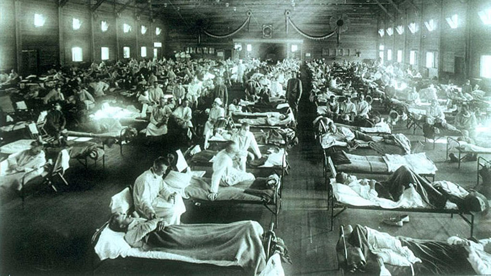 ON THIS DAY: 4 March 1918: First reported case of Spanish flu which starts a worldwide pandemic